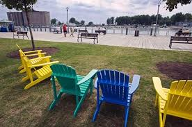 Chairs Of Canalside Commercial Slip!