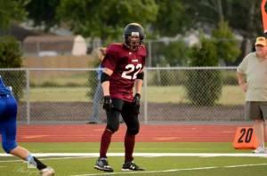 Jason played in the Tonawanda vs. North Tonawanda Alumni Game. Which means he's probably in good shape!