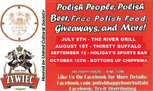 Polish Happy Hour's Buffalo 2014