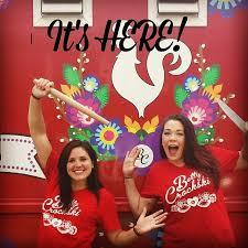 Dana S. and Kate H. of Betty Crockski! - Photo via bettycrockski.tumblr.com