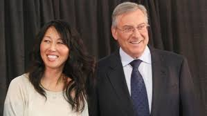 Terry and Kim Pegula - Photo Via The Buffalo News