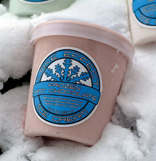 Lake Effect Ice Cream was one of a few places being vetted to sell their wares - Photo via artvoice.com