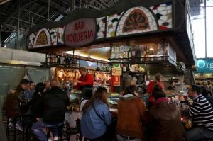 Coffee bar at one of the Mercado Locations worldwide! Photo via www.buffaloeats.org