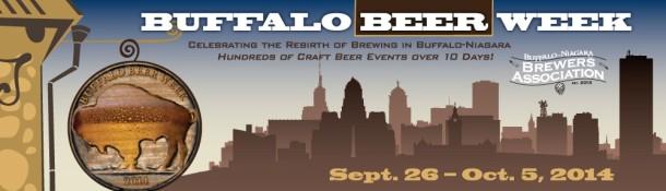 The HOF officially kicks off Buffalo Beer Week!