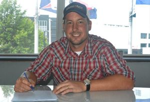 Say Hello to Kyle Orton, he may be starting a lot sooner than you think! - Photo via sportsblogs.star-telegram.com