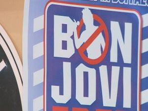 So area's in WNY, took to banning Jon Bon Jovi! - Photo via www.wgrz.com