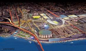 Finally!  A downtown stadium! via Artvoice
