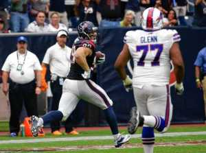 Gamechanging play by JJ Watt, Is this how we will remember EJ going forward? photos.syracuse.com