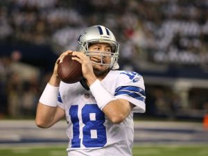 Kyle last saw action last year when Tony Romo went down. - Photo via www.democratandchronicle.com