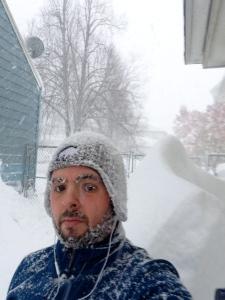 Snowbeard, the South Buffalo pirate.