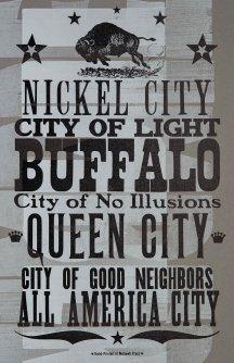 Buffalo Nicknames