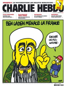 Charlie Hebdo - Cracked, for big kids.  Photo from eviltender.com