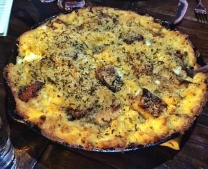 Pork Belly Mac n Cheese