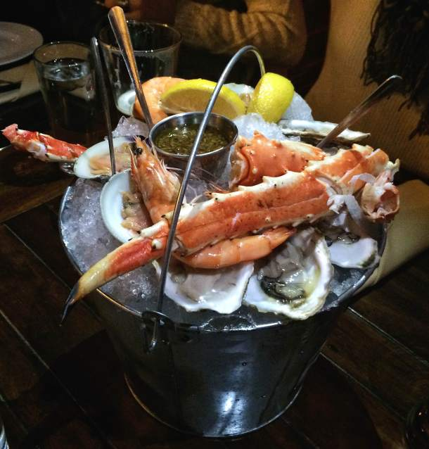 Shellfish Bucket