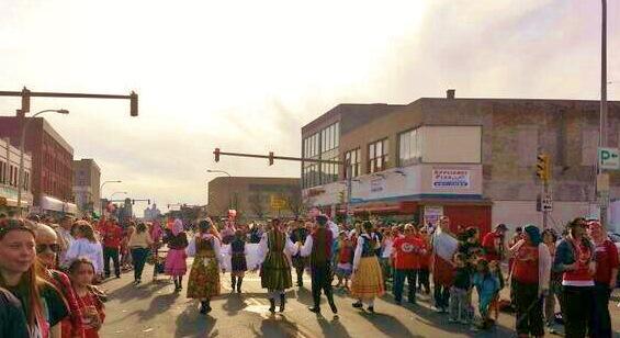 Dyngus Parade