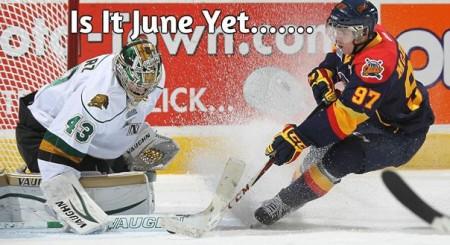 Is It June Yet? - Photo via www.sportsnet.ca