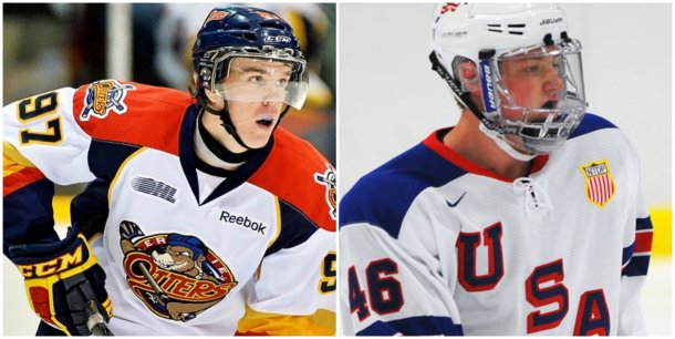 The prize this time..... McDavid or Jack Eichel