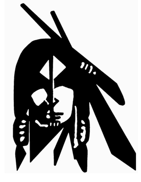 The Redskin logo that once graced Lancaster's website - Photo via supportthename.info