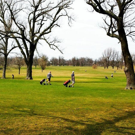 Don't forget Delaware Park has a nine hole golf course!