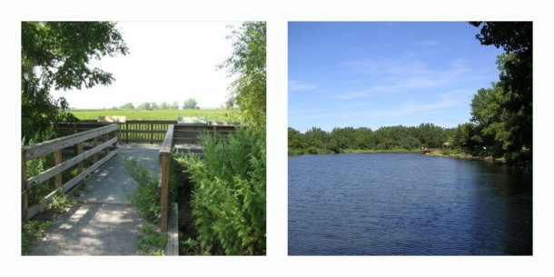 Times Beach on the left and Tifft Nature Preserve offer plenty of family fun, mostly for free!