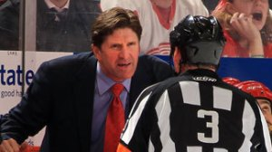 Babcock seems to be the frontrunner for the Sabres' coaching spot.  Photo from NHL.com
