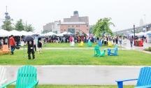 Last year's event was incredible, despite the rain!