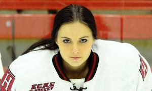 Maschmeyer is an exceptional goaltender.  Photo from ecachockey.com