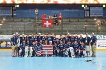 Team USA!  Photo from zug2015.com